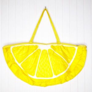 Lemon Cooler Tote